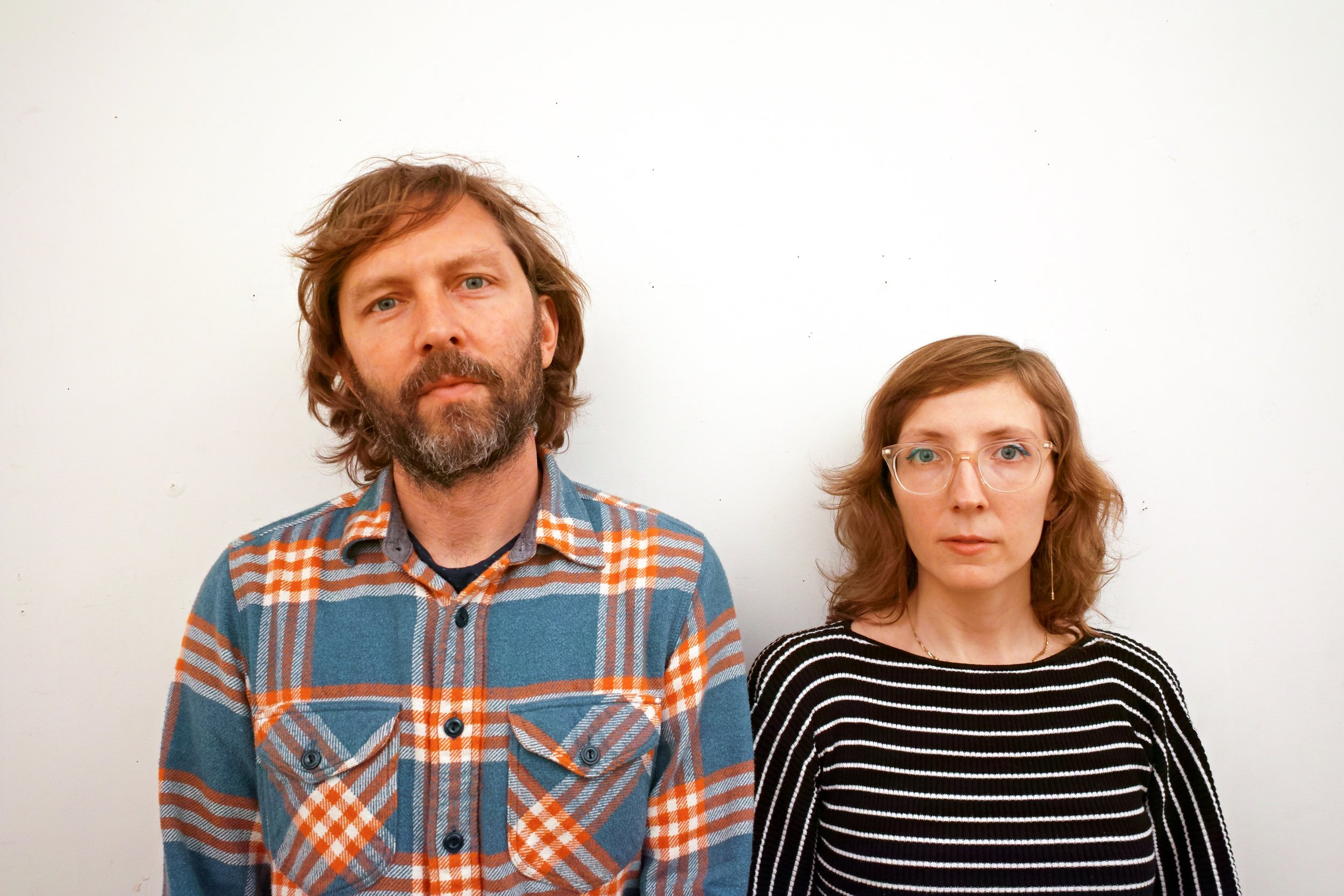 John Dieterich and Mary Halvorson photo by Satoru Eguchi