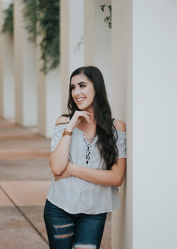 Senior Portraits - Surprise, Arizona   Senior Portrait Photography