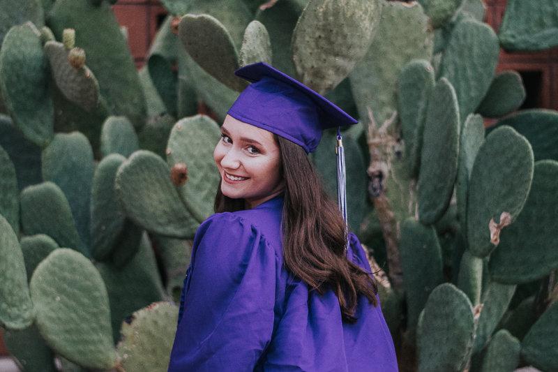 Senior Portraits - Surprise, Arizona | Senior Portrait Photography