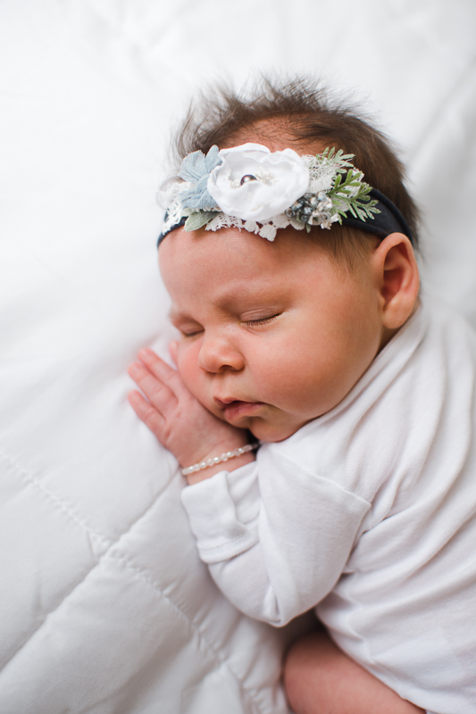Studio Newborn Photography - Phoenix, AZ | Lauren Iwen Photography