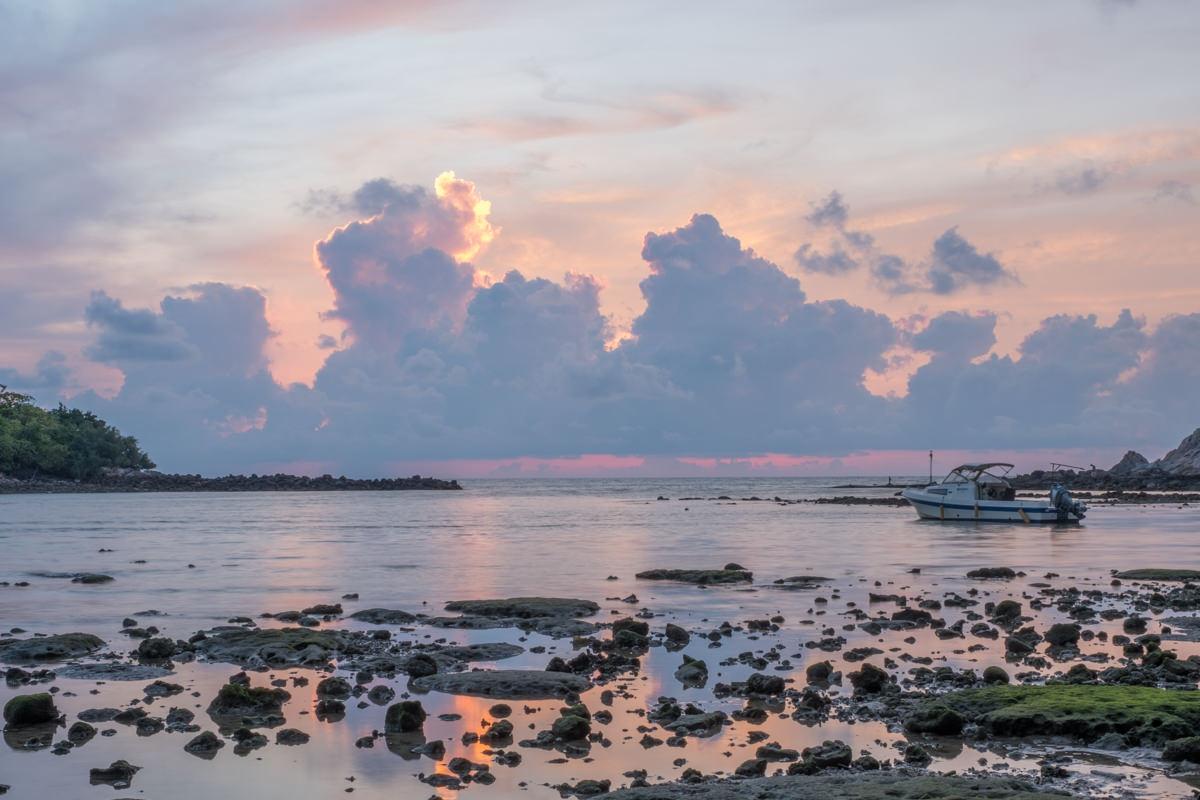 Sunrise at Choeng Mon Beach