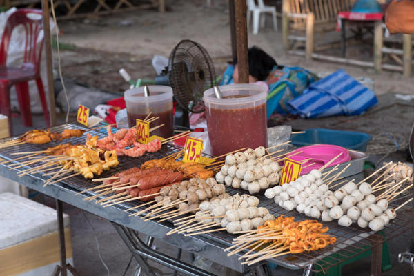 Food Vendor Fisherman's Village Market