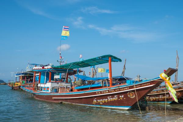 Koh Samui Tour Boat