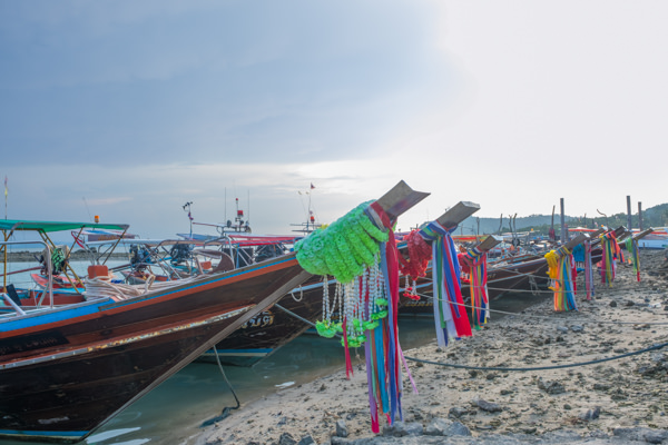 Motor Boats on Koh Samui