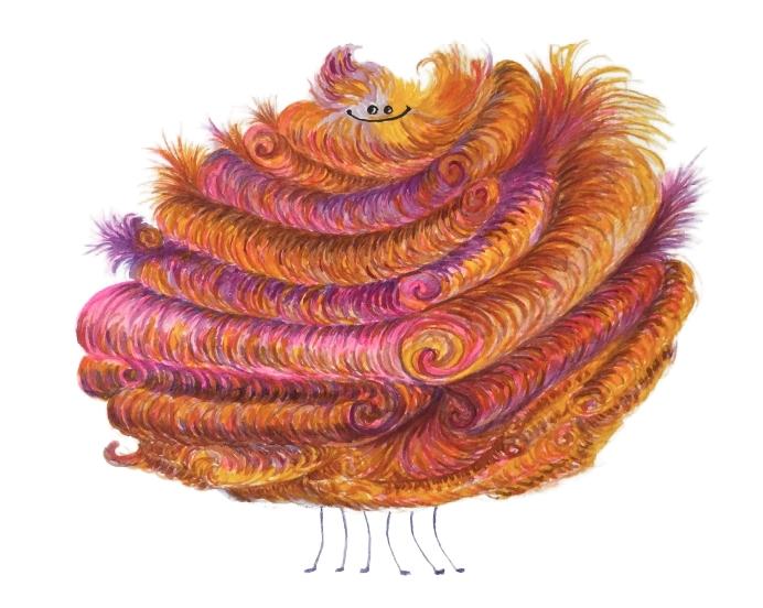 Poofy Verdanus