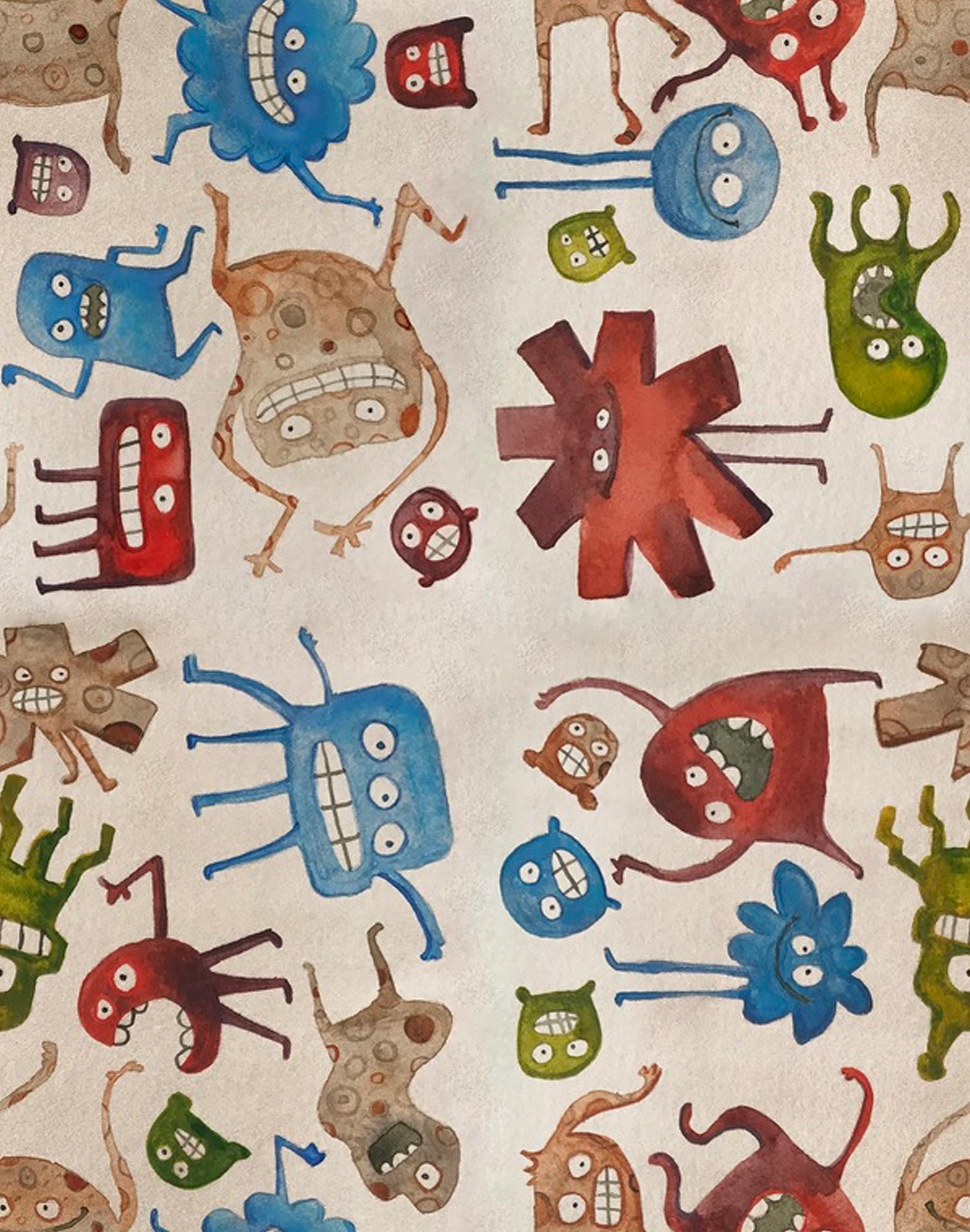 Critter Pattern