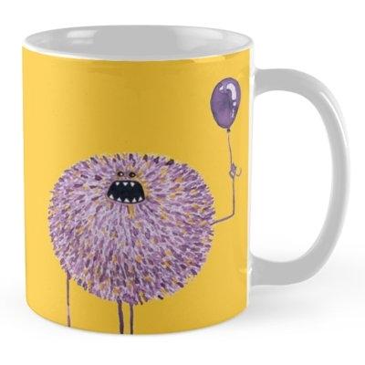 Poofy Francis Mug