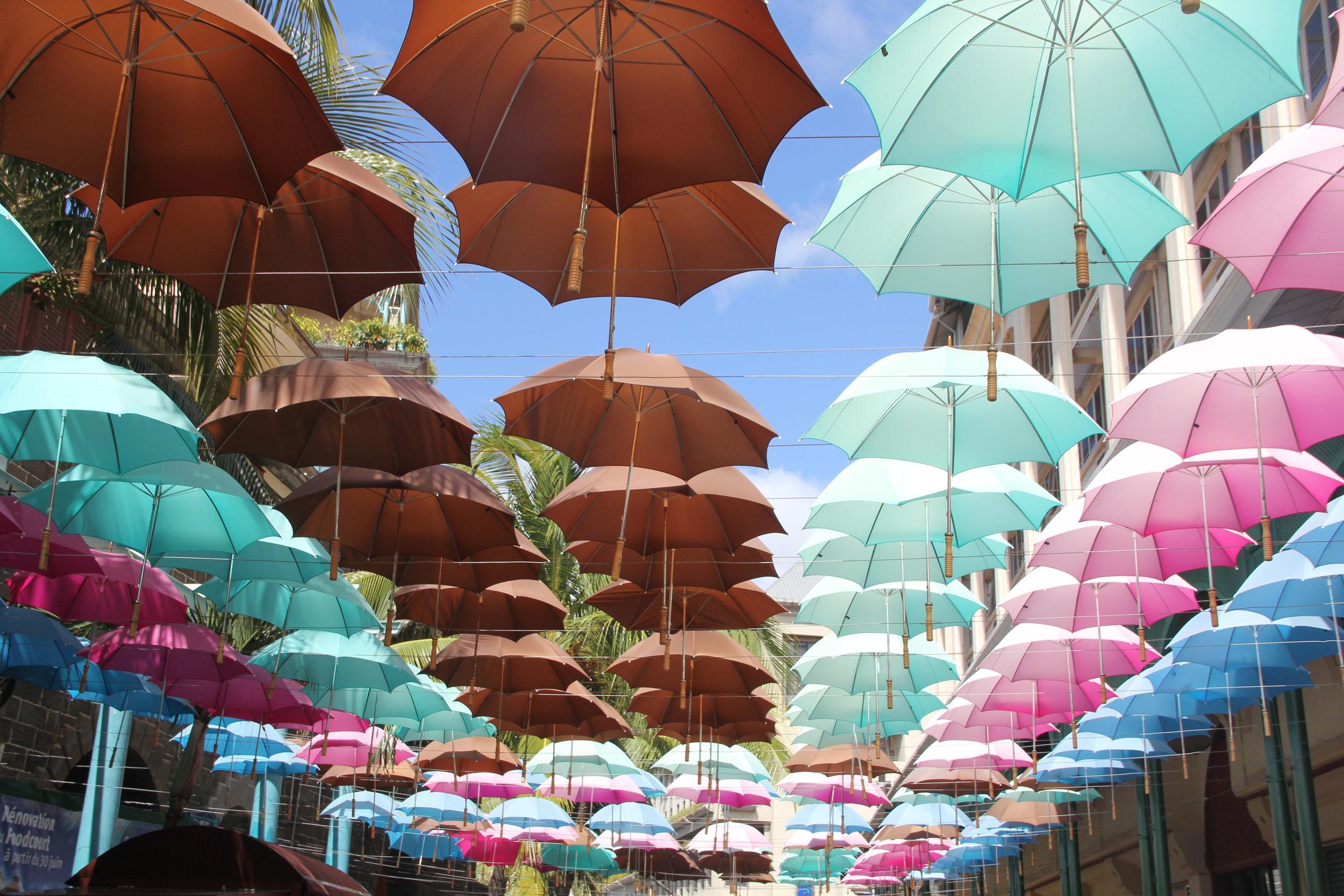 Flea Market at Caudan Waterfront