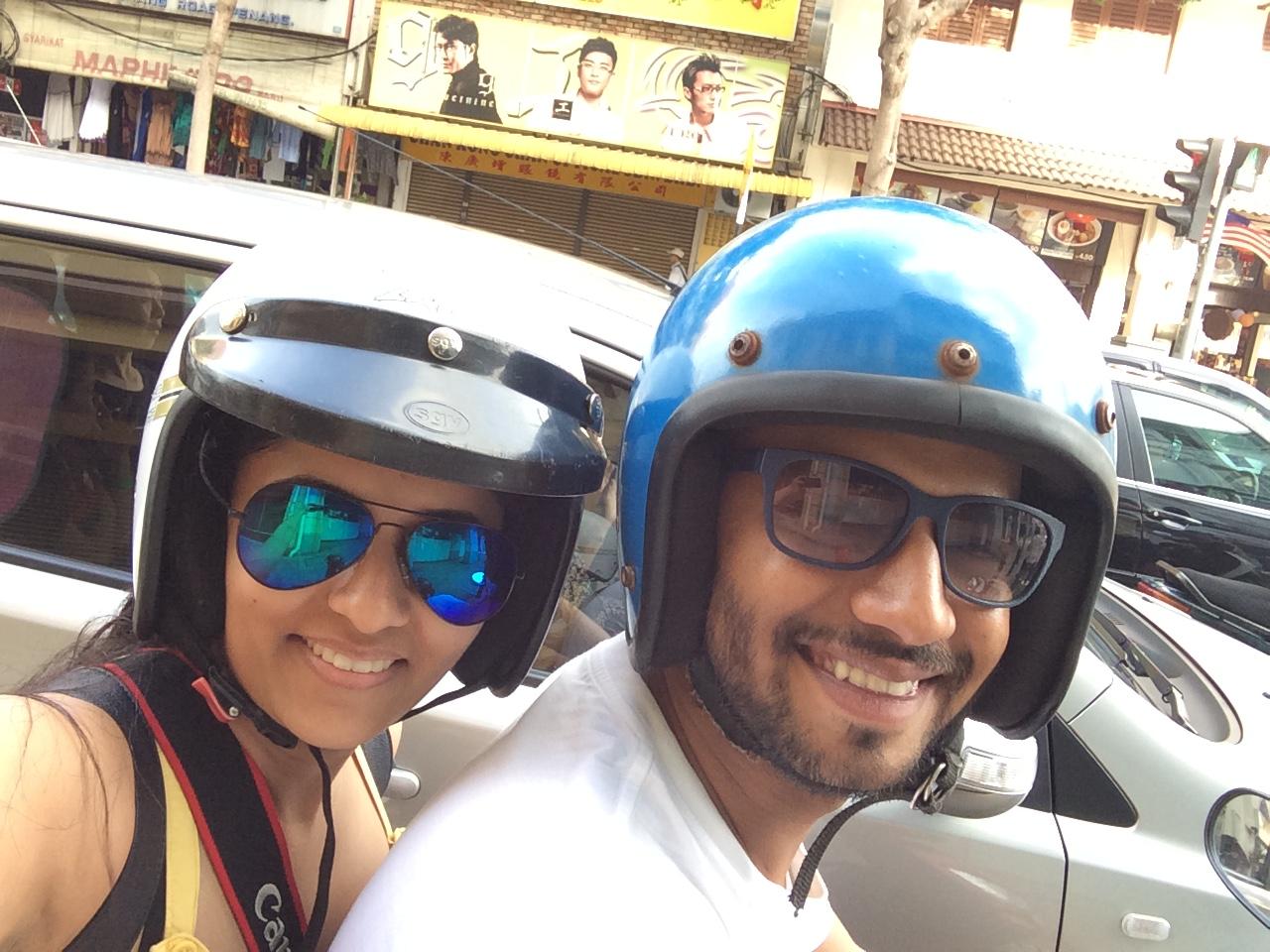 Ride on 2 wheeler