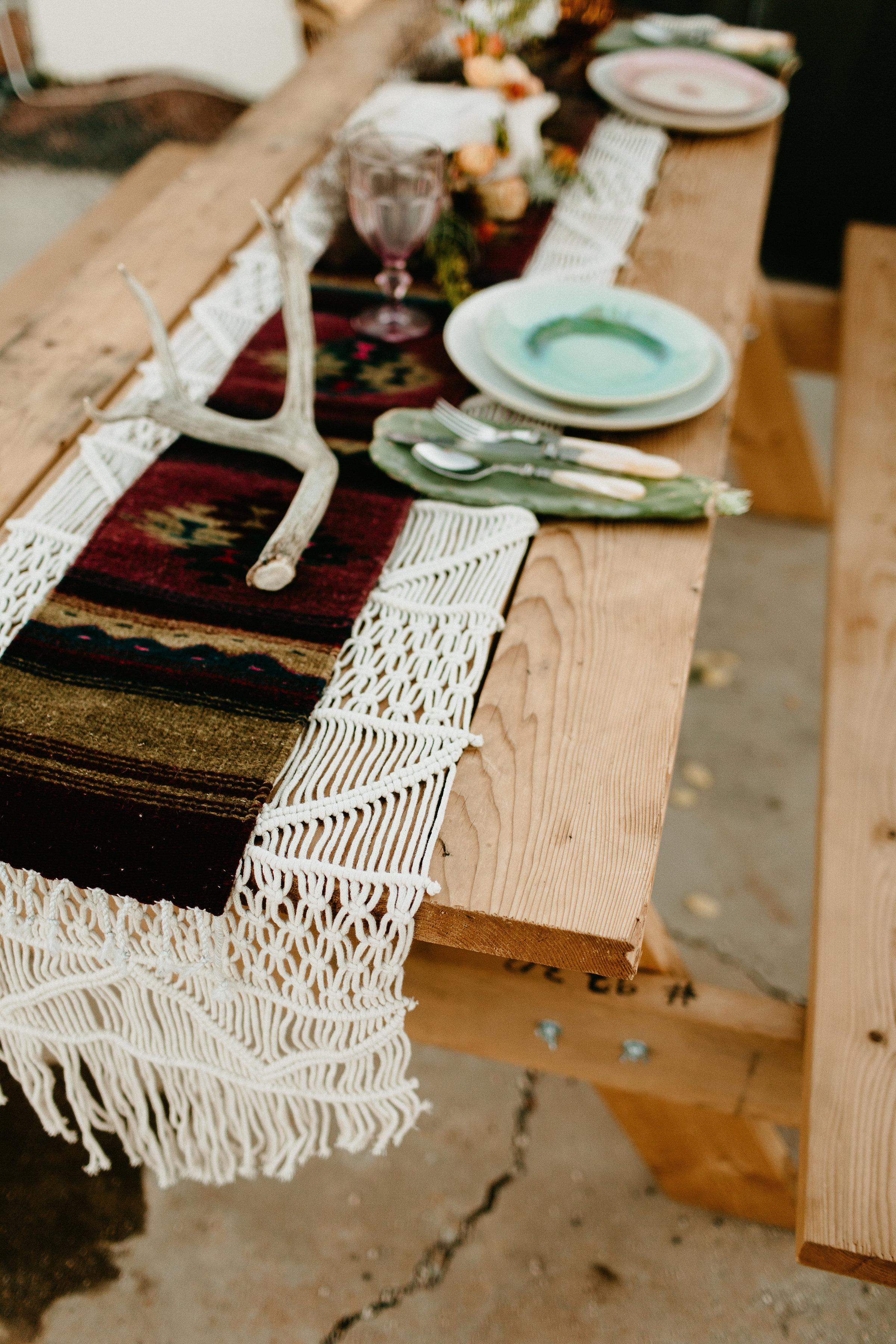 southwestern desert wedding ideas #lrqcfloral