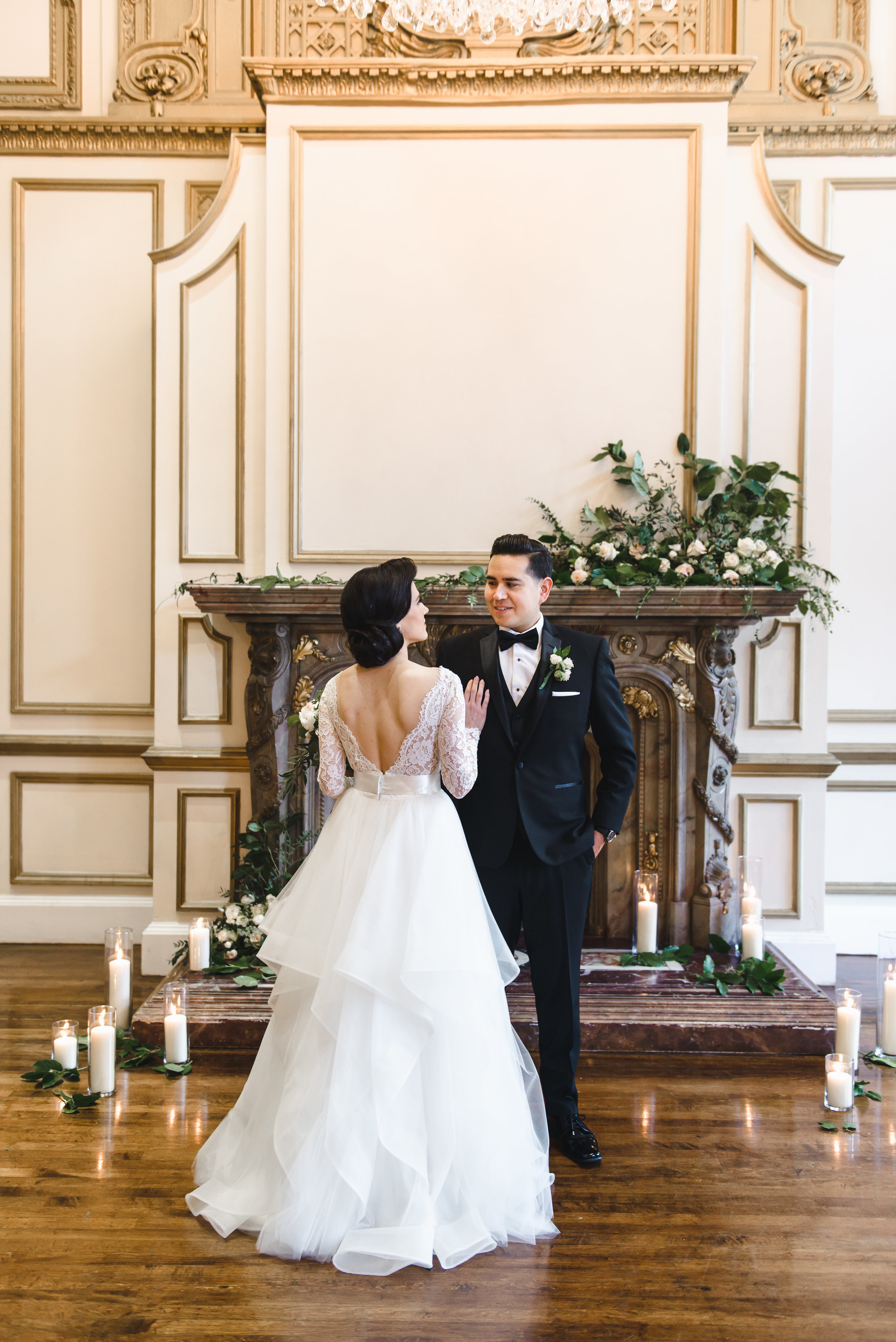 mantel ceremony Los angeles #LRQCfloral.jpg