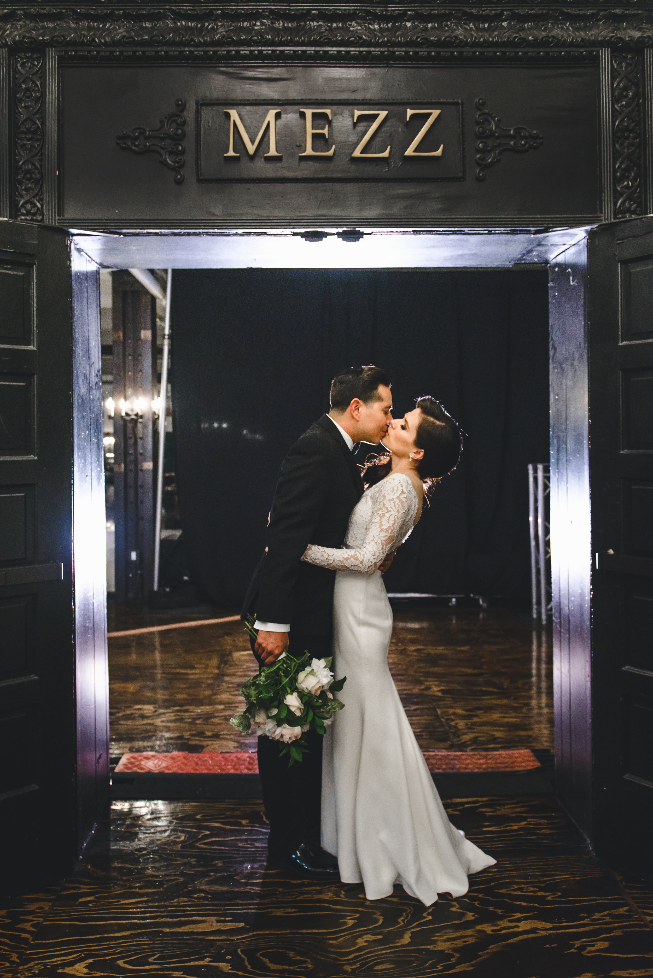 nighttime downtown los angeles wedding #lrqcfloral #dtla .jpg