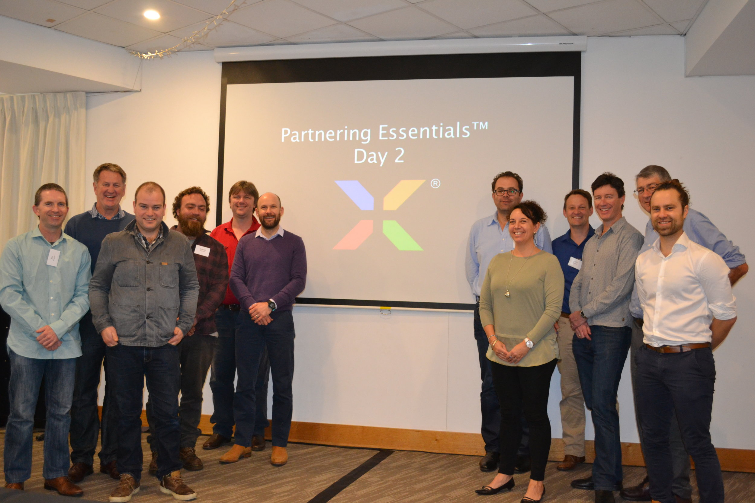The workshop group in Adelaide with facilitator Jane Russo of Enabling Solutions
