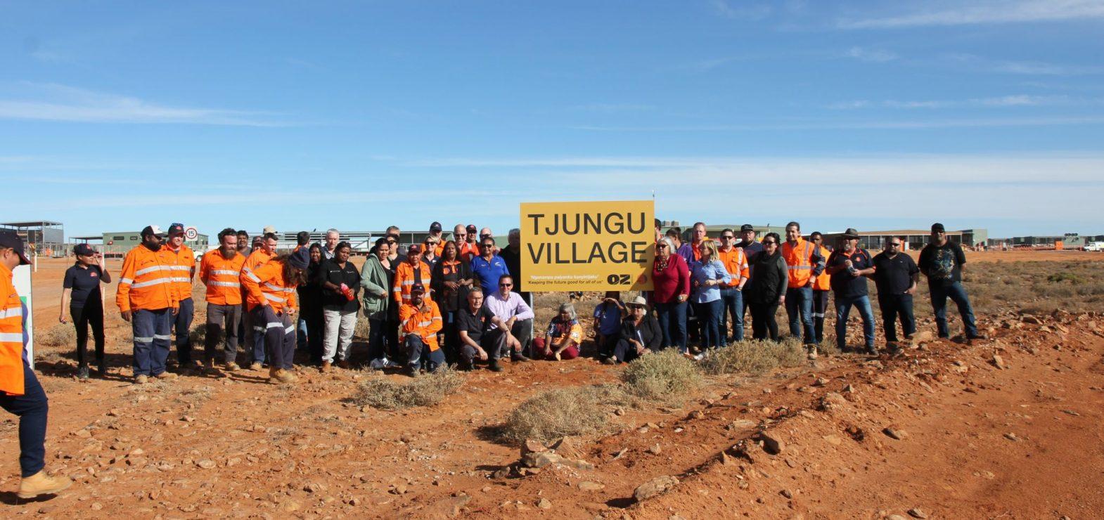 A 'Health Check Workshop' at Carrapateena Mine in South Australia