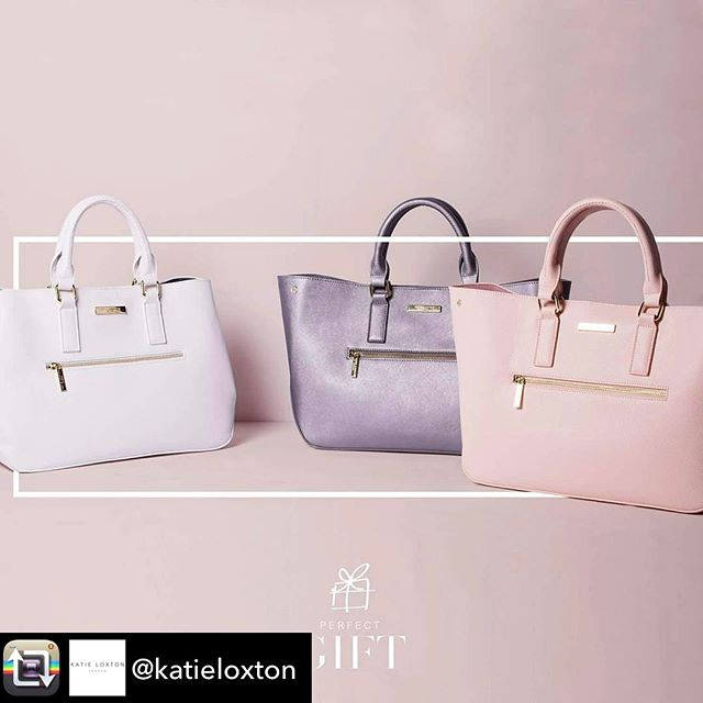 We are loving the newest addition to the DazzleBar line- the Adalie bag by Katie Loxton!  Repost from @katieloxton using @RepostRegramApp - The ultimate day bag! Our bestselling Adalie bag is now in three gorgeous new Spring/Summer hues. We can't resist!  KL x  #everydaychic #style #lifestyle #fashion #handbags #fashion #lifestyle #beautiful #love #fashionblogger #fashionbag #accessories #style #pickoftheday #musthave #ladies #potd #girls #gifts #valentinesday #wish #dreams #fashionaddict #instalike #photooftheday #ootd #glamour #bags #katieloxton