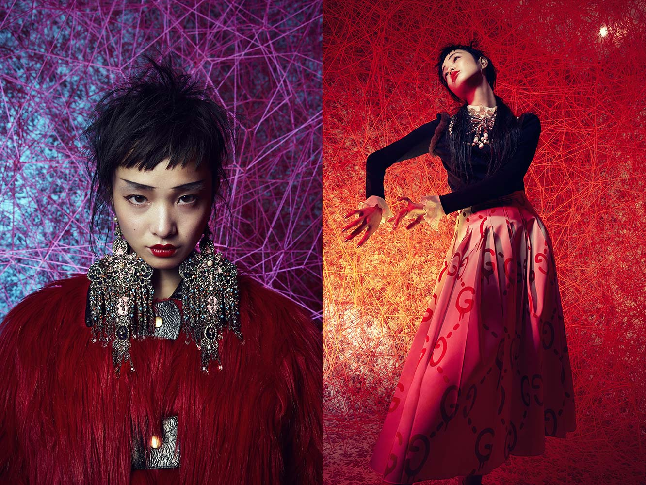 Sorbet Magazine - styled by H3O