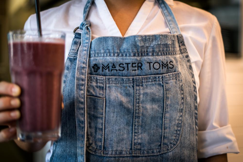 MASTER TOMS   Interior Design, Branding, Custom Artwork