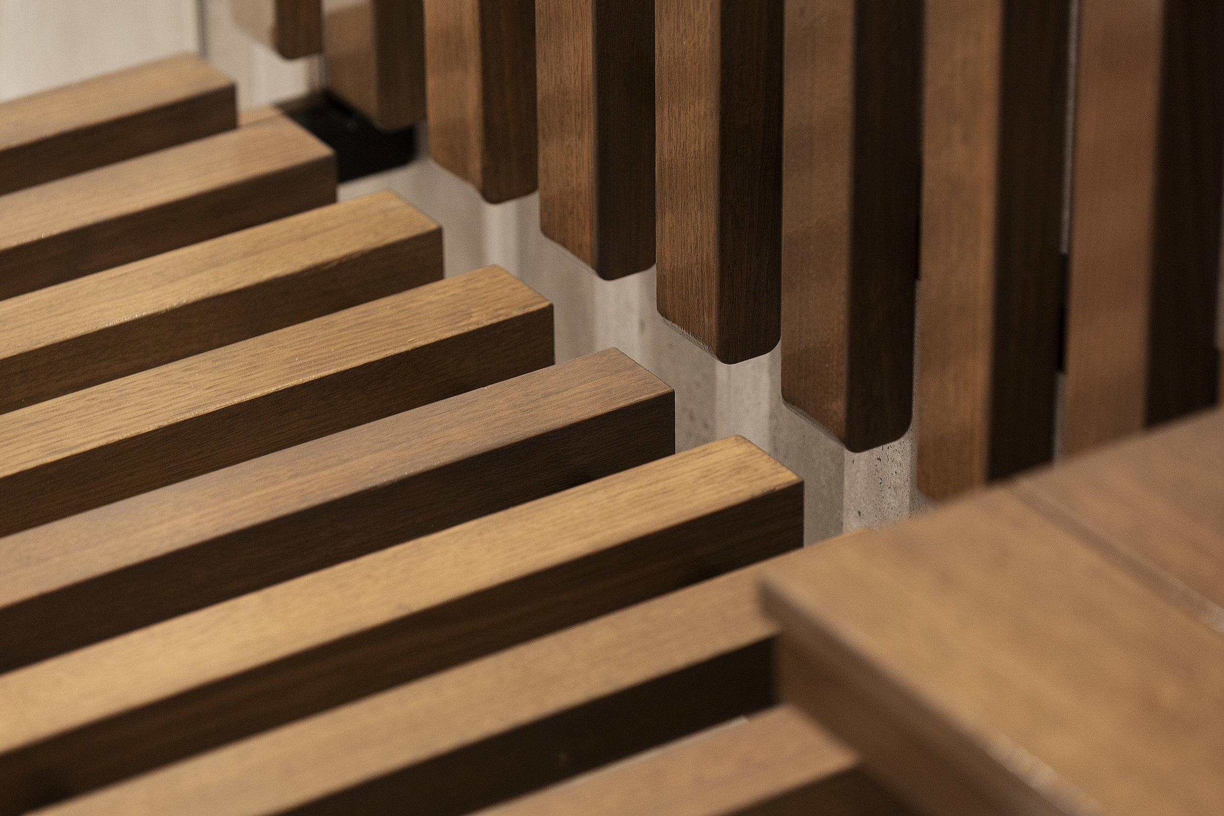 christie spaces end-of-trip  interior design