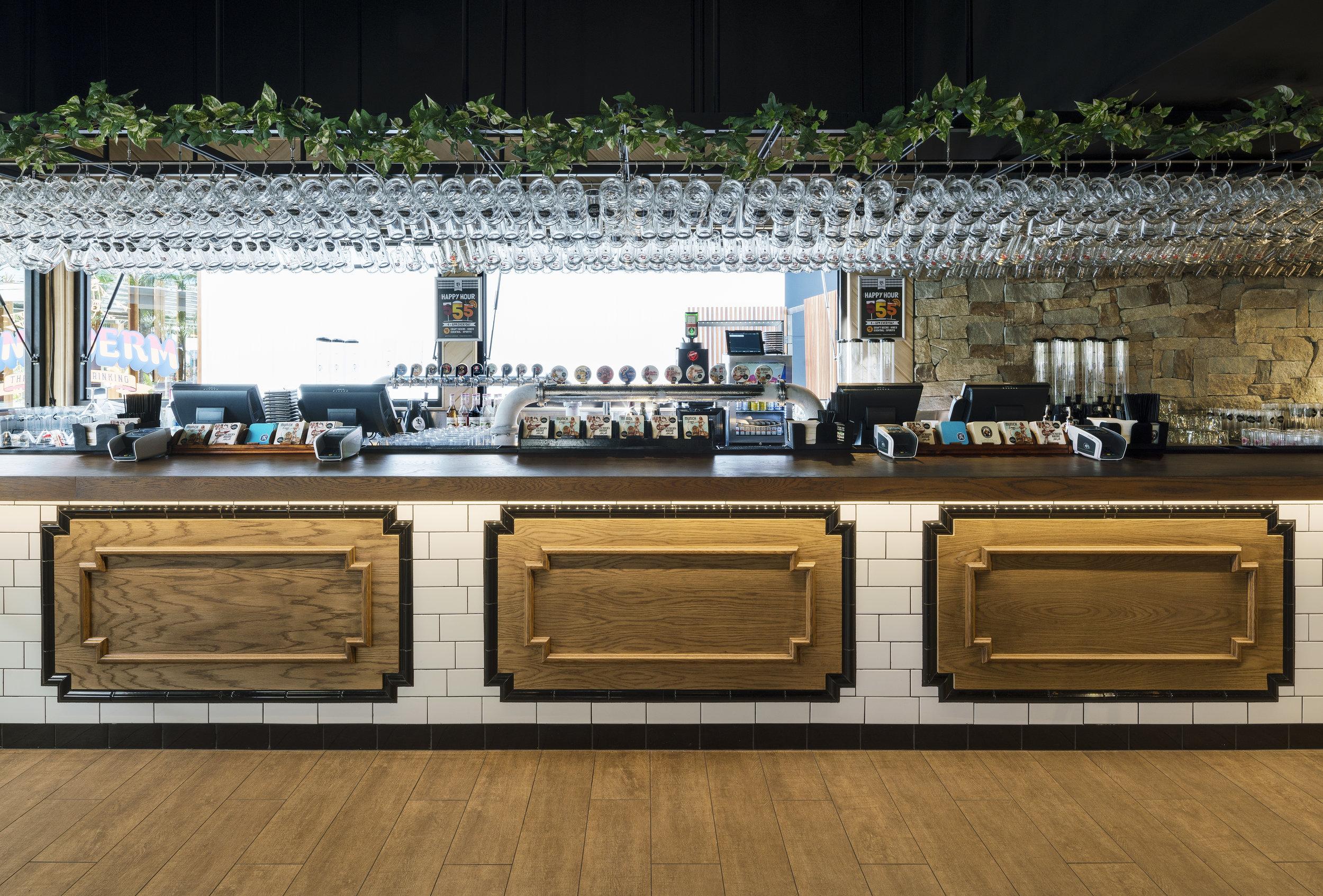The Bavarian<strong>Interior Design & Branding.</strong>