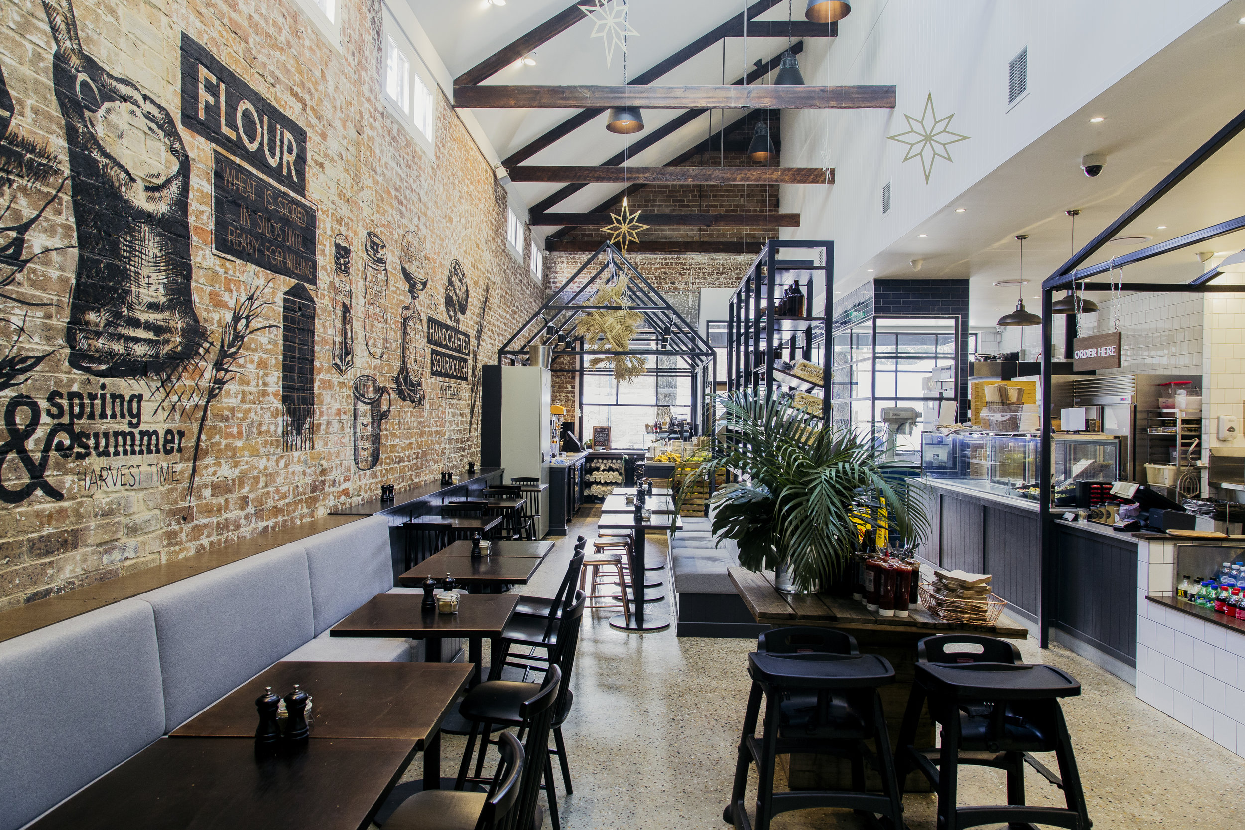 Village Bakehouse<strong>Interior Design & Branding.</strong>
