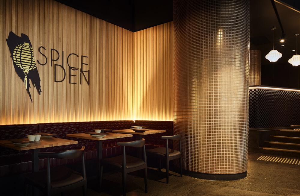 Spice Den<strong>Interior Design.</strong>
