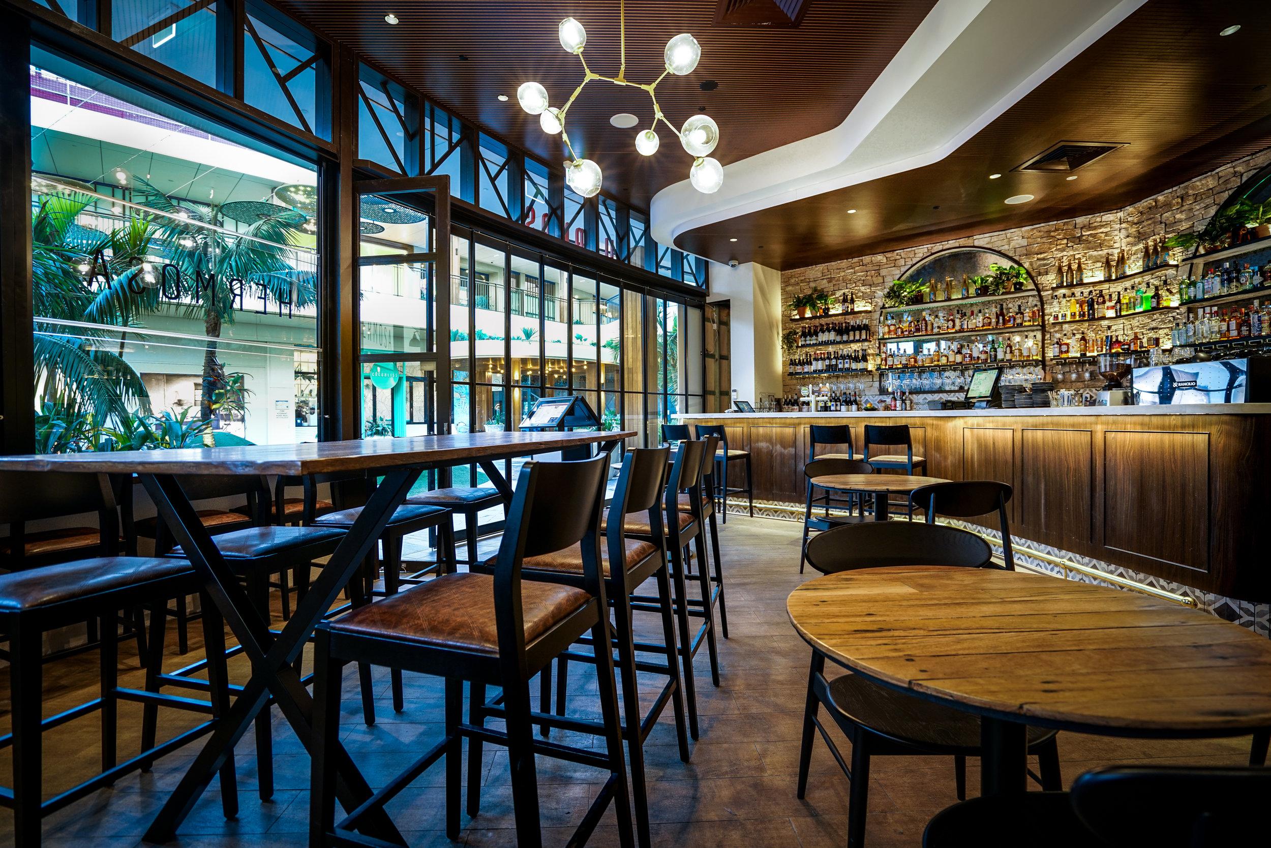 Hermosa Indoor Dining - Collectivus Interior Design