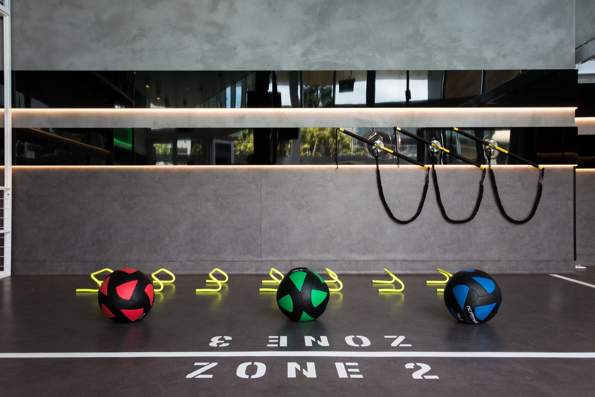 Facilities Fitness - Collectivus Interior Design