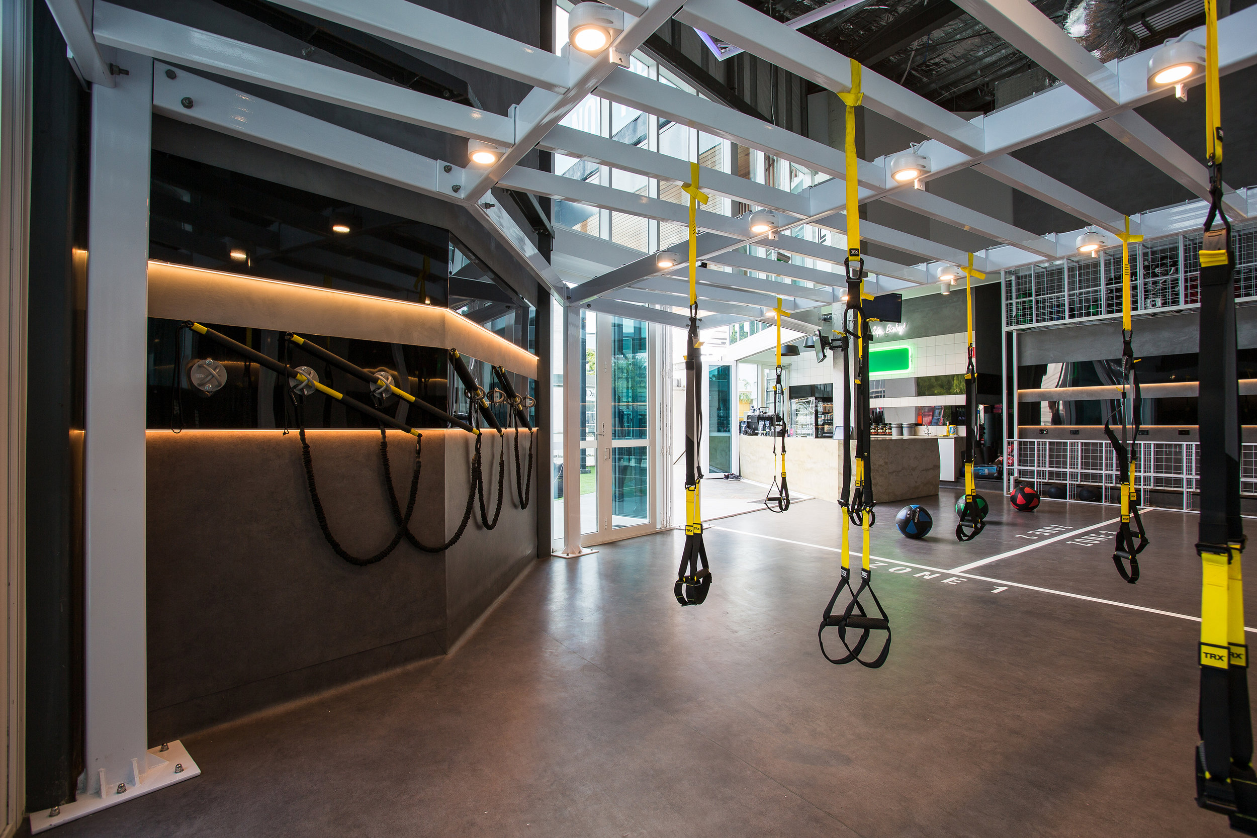 Facilities Fitness - Collectivus Interior Design