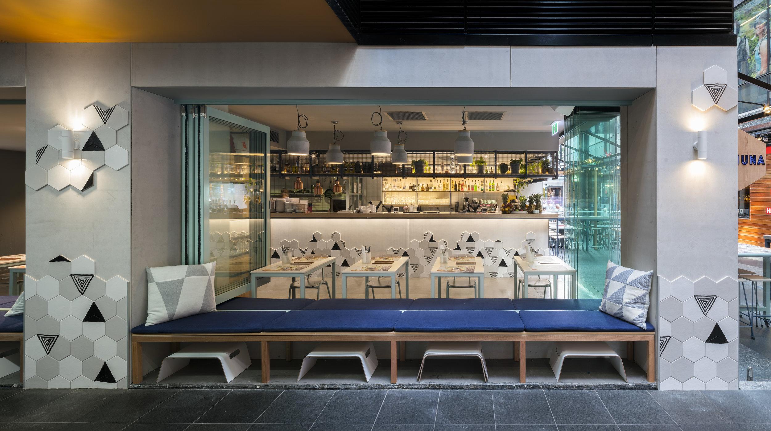 Comuna Cantina Bar - Collectivus Interior Design