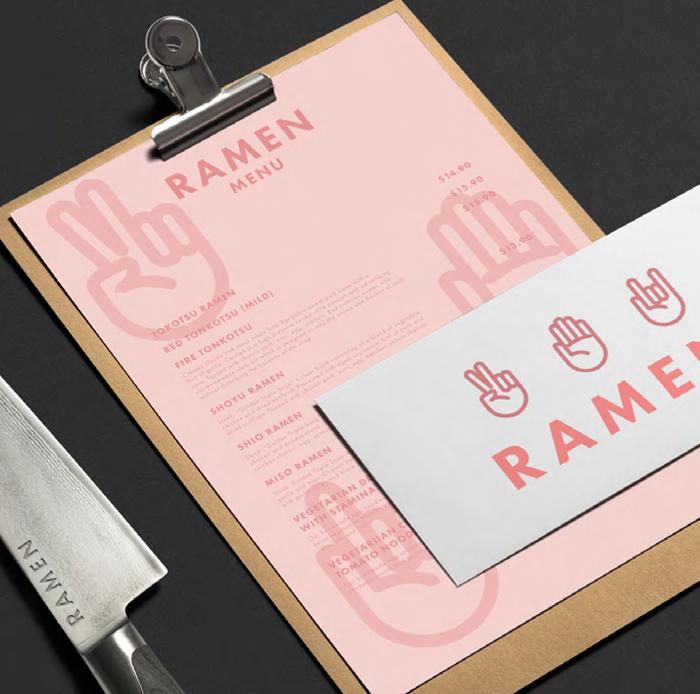 Ramen<strong>Interior Design & Branding.</strong>