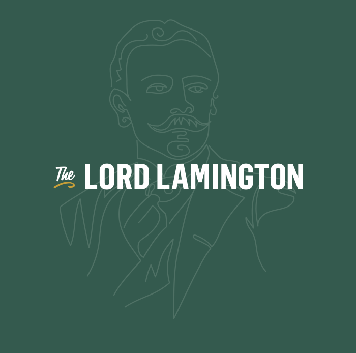 The Lord Lamington<strong>Interior Design & Branding.</strong>