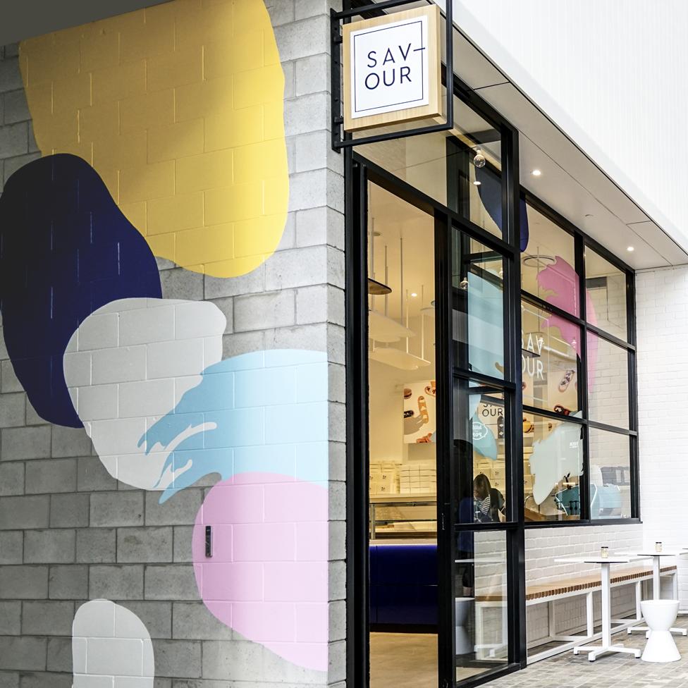Savour<strong>Interior Design & Branding.</strong>