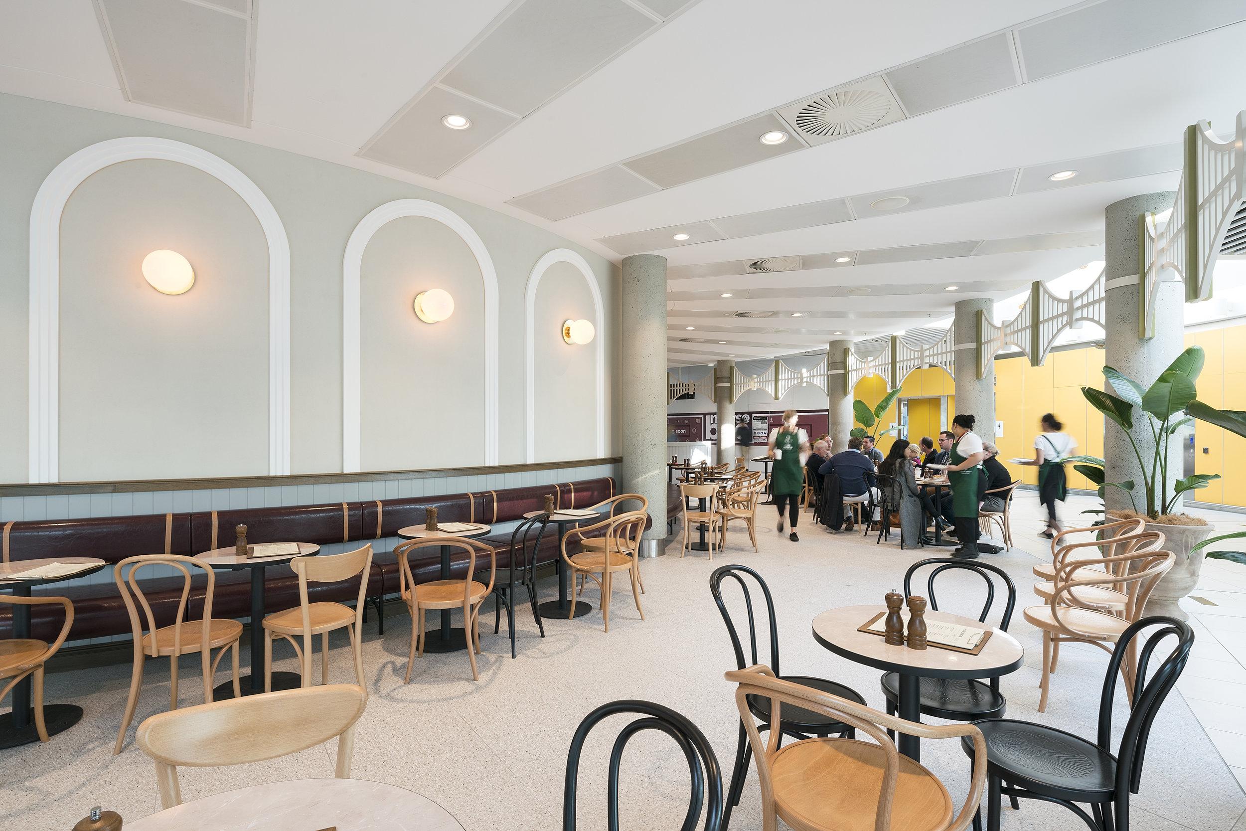 Dining Area - Lord Lamington Interior Design