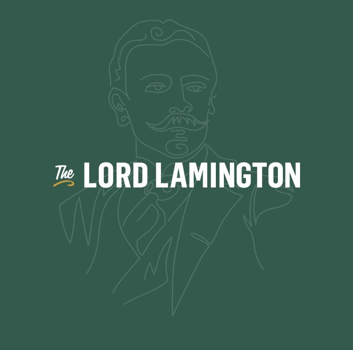 The Lord Lamington<strong>Interior Design & Branding.</strong>