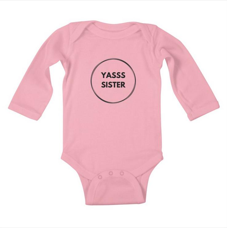 Baby Long Sleeve Bodysuit