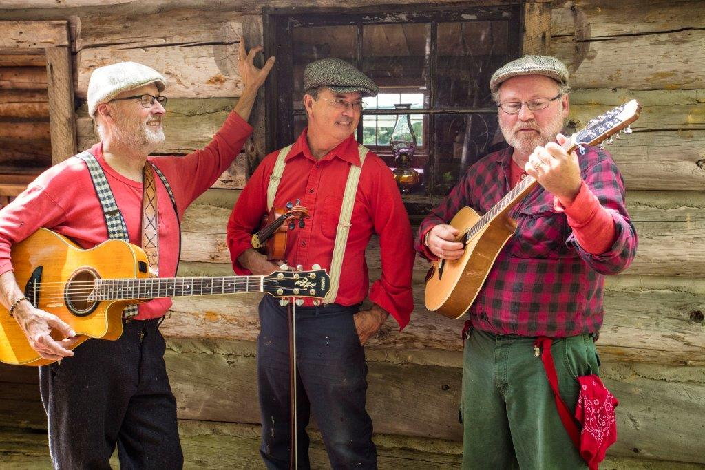 Wakami Wailers at Marten River Lumberjack Days