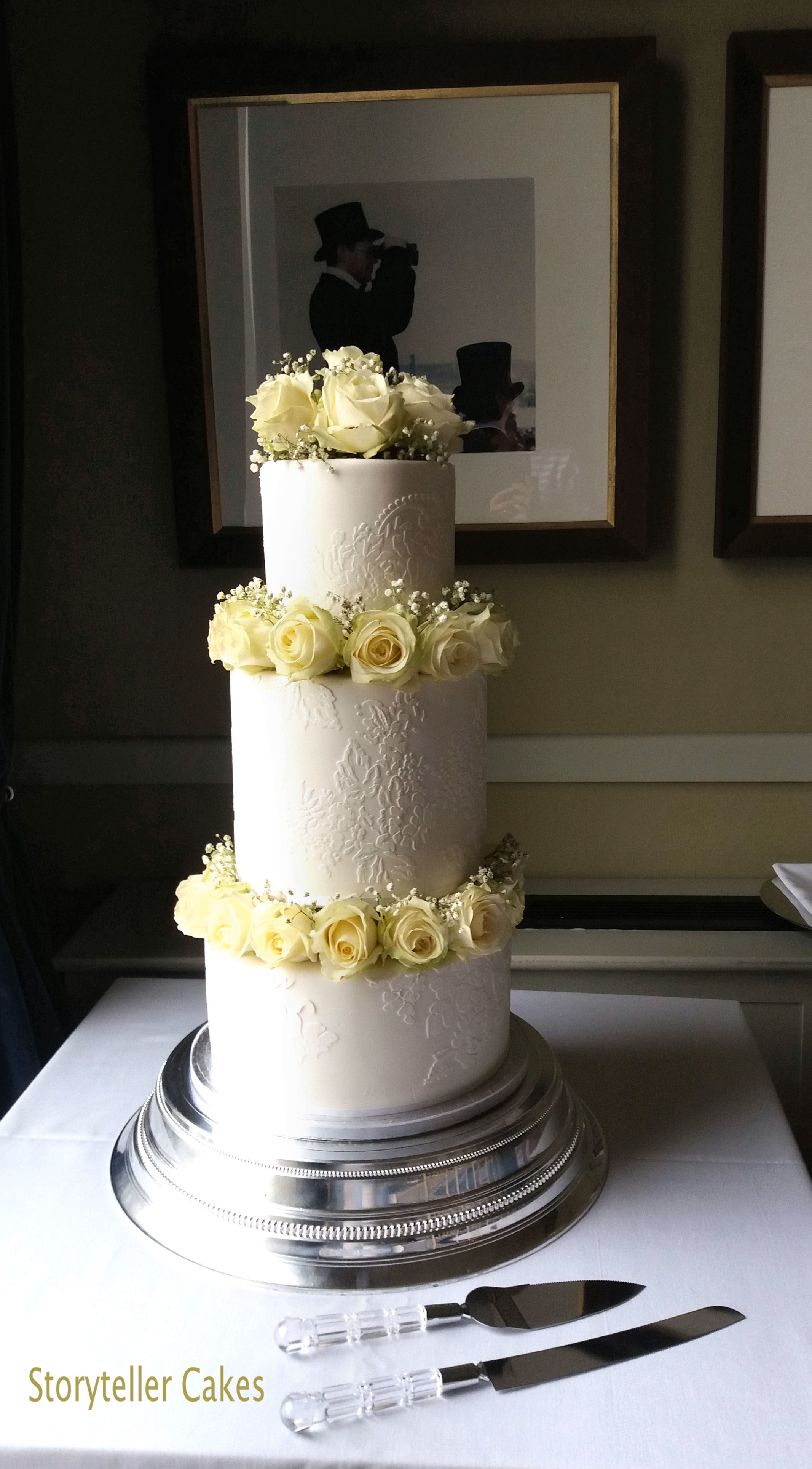 Rose & Lace Wedding Cake.jpg