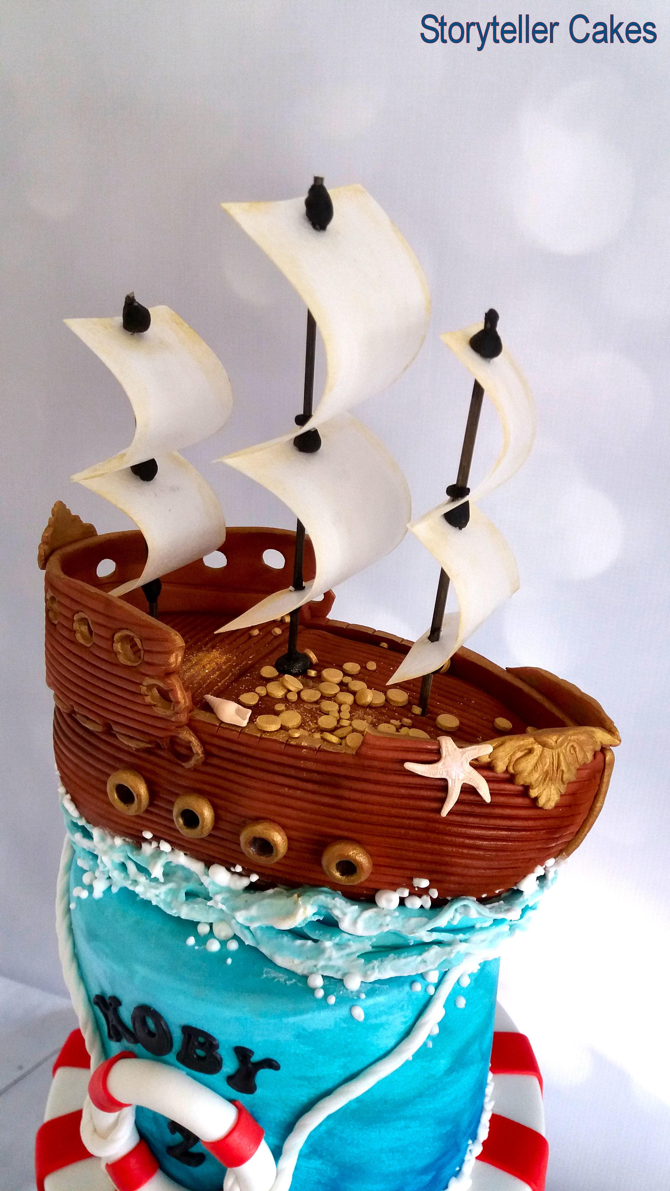 Pirate Ship Boat Cake 3.jpg