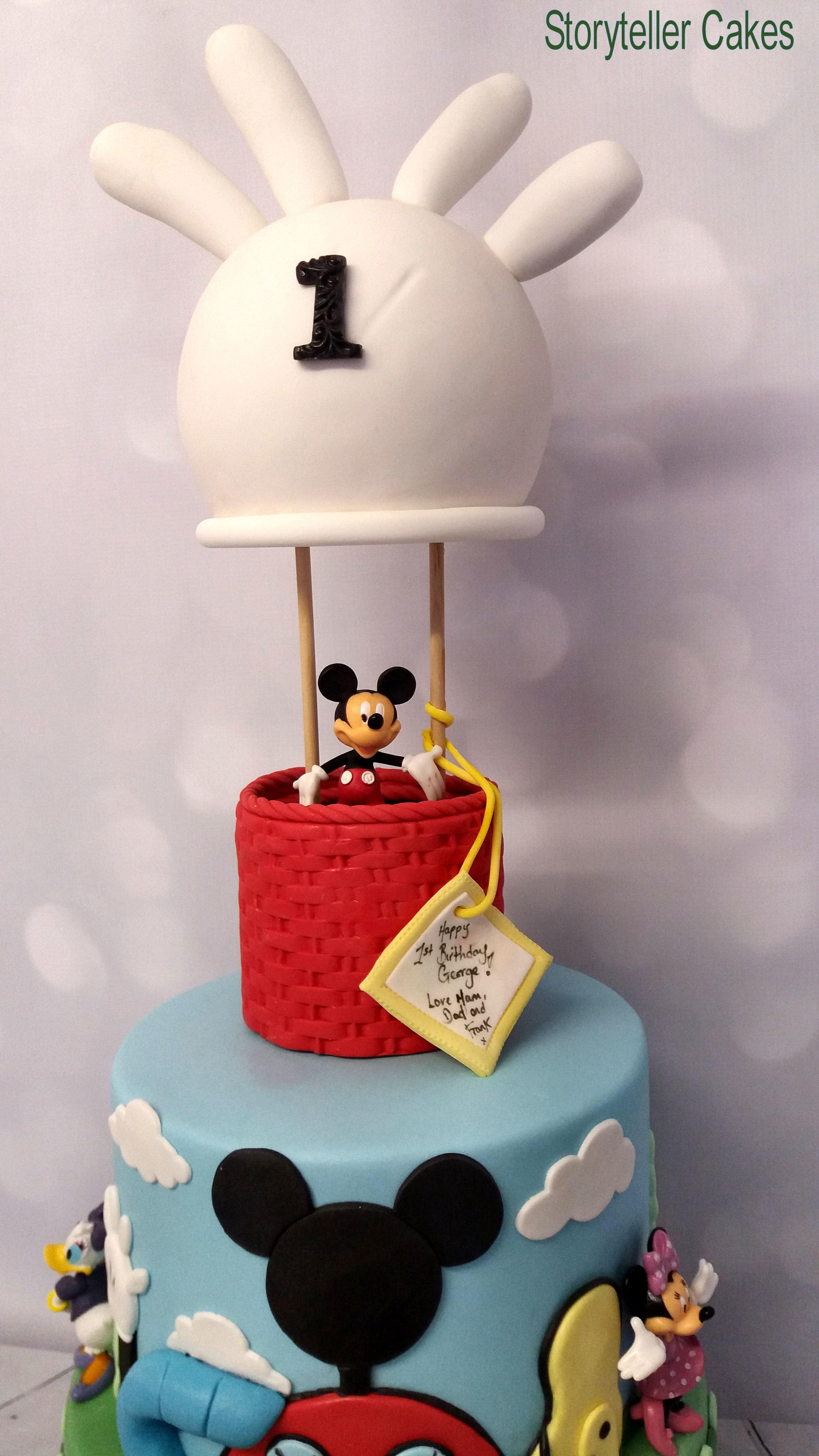 Mickey Mouse Air Balloon Cake 2.jpg