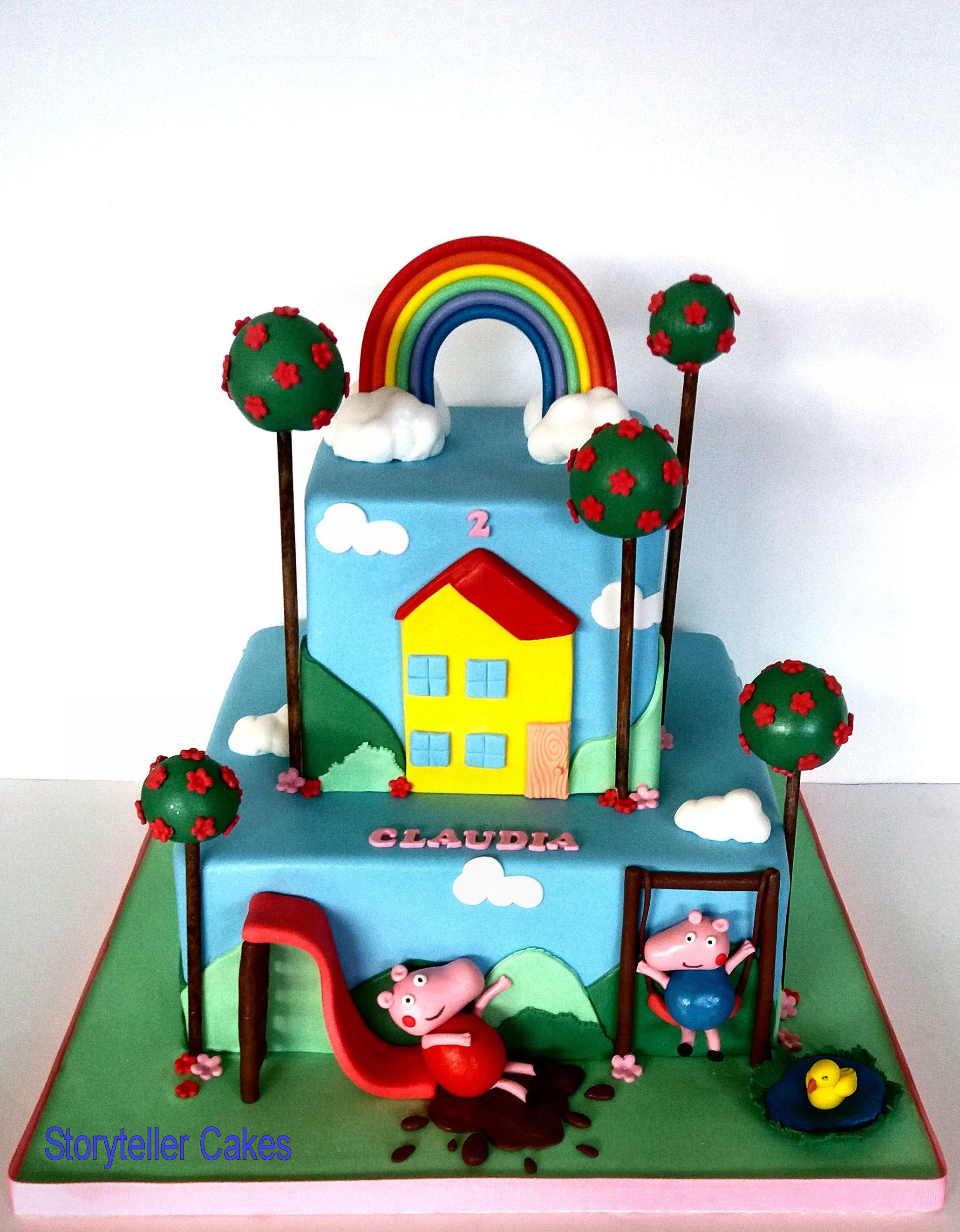 Pepa Pig Birthday Cake1.jpg