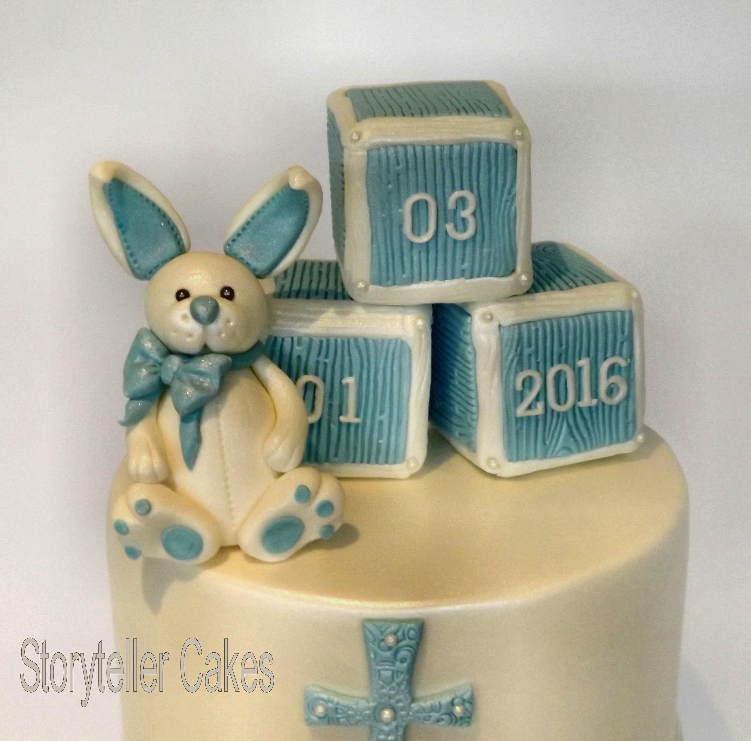 Boys Christening Cake - Rabbit2.jpg