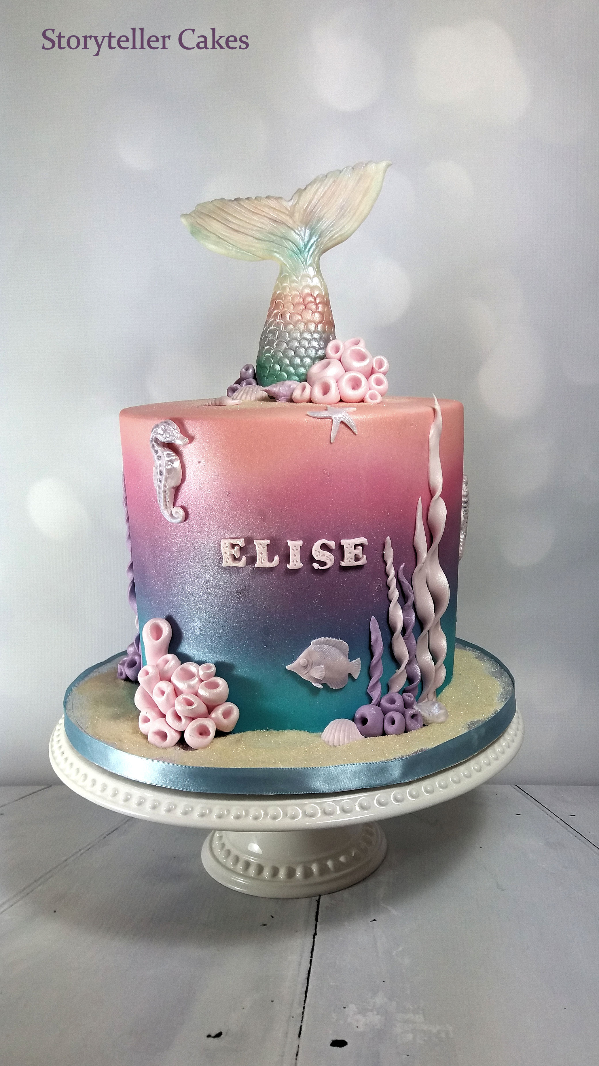 Mermaid Birthday cake 3.jpg