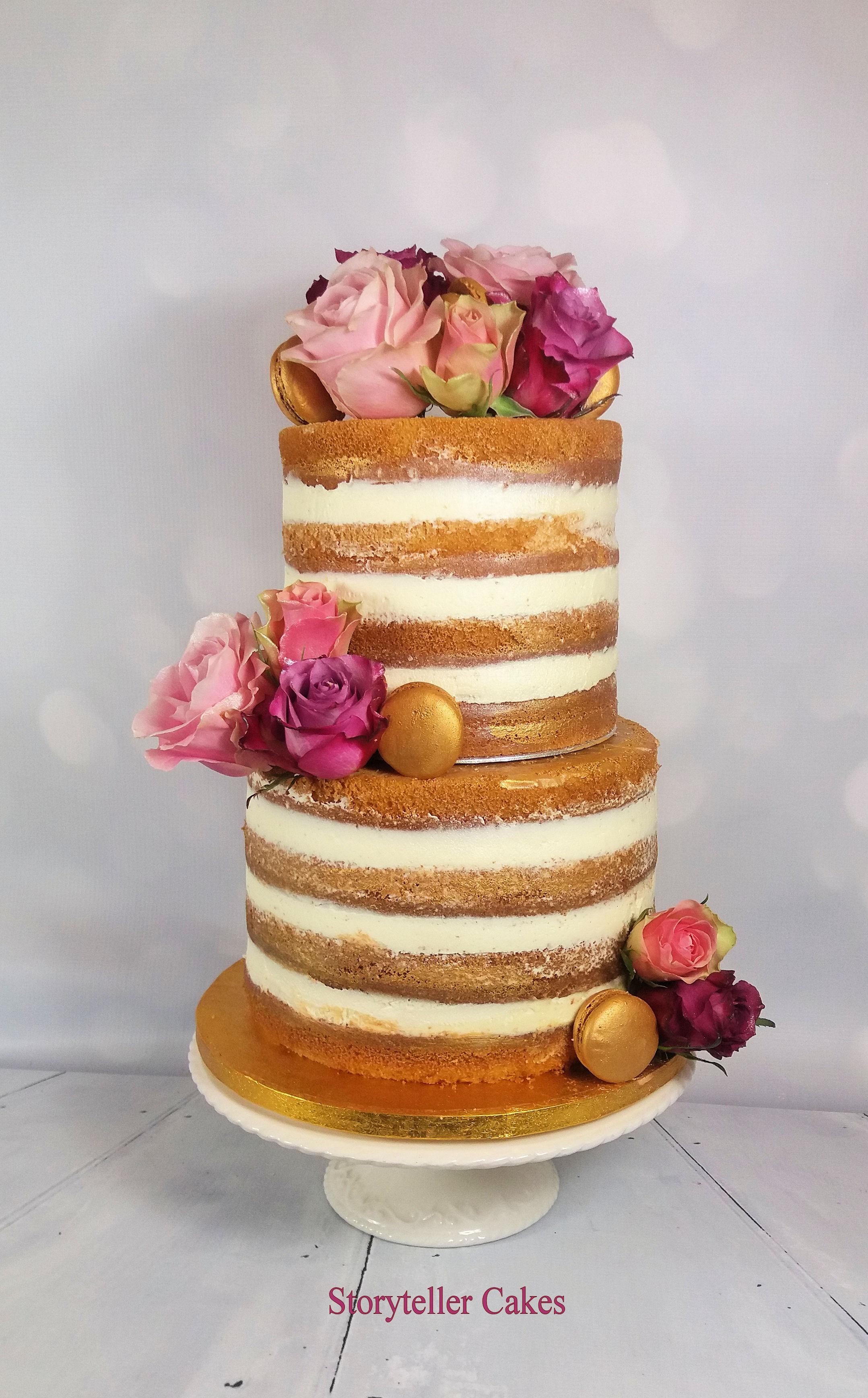 semi nakes floral wedding cake 3.jpg