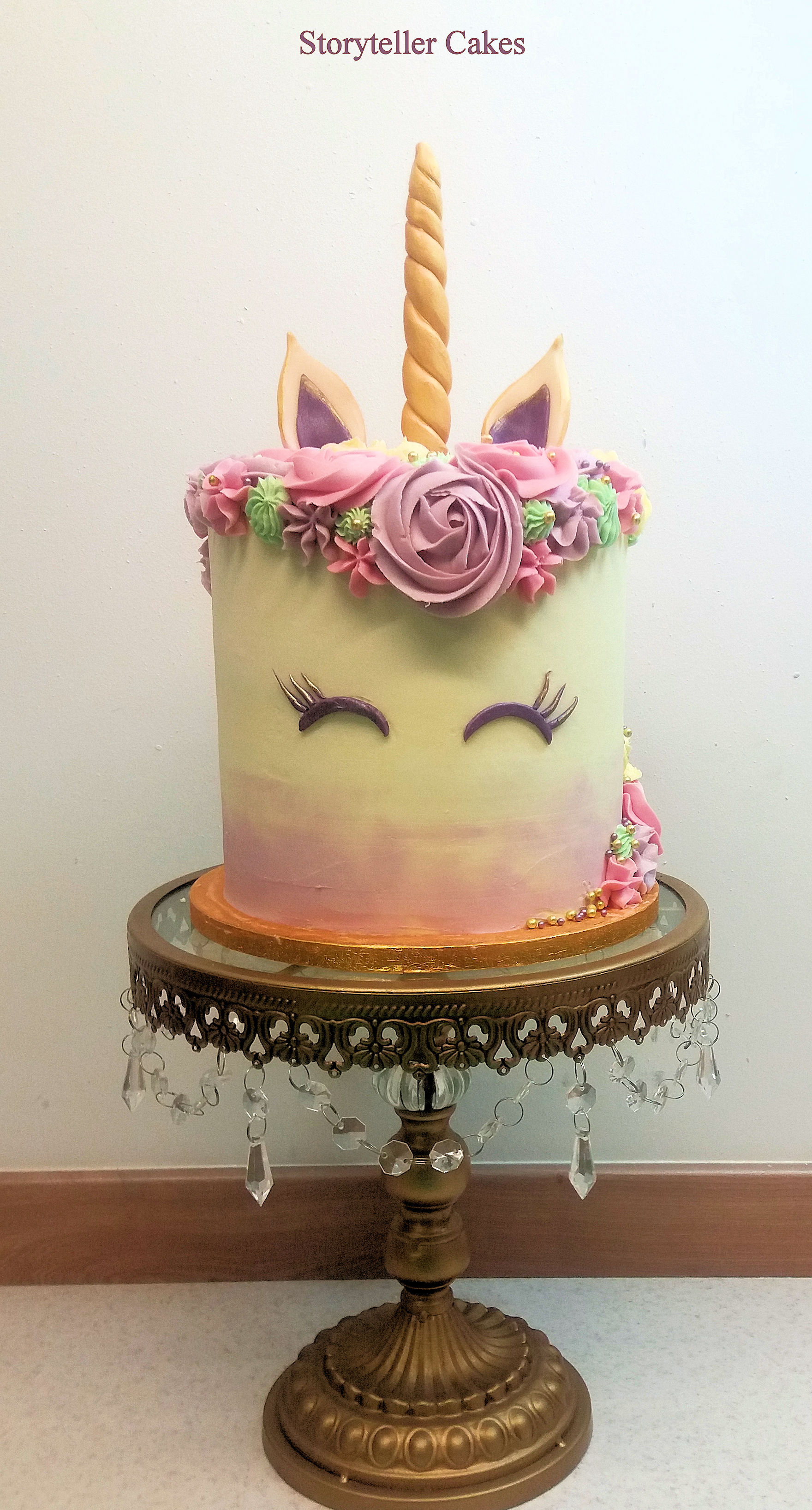 Unicorn Buttercream Cake.jpg