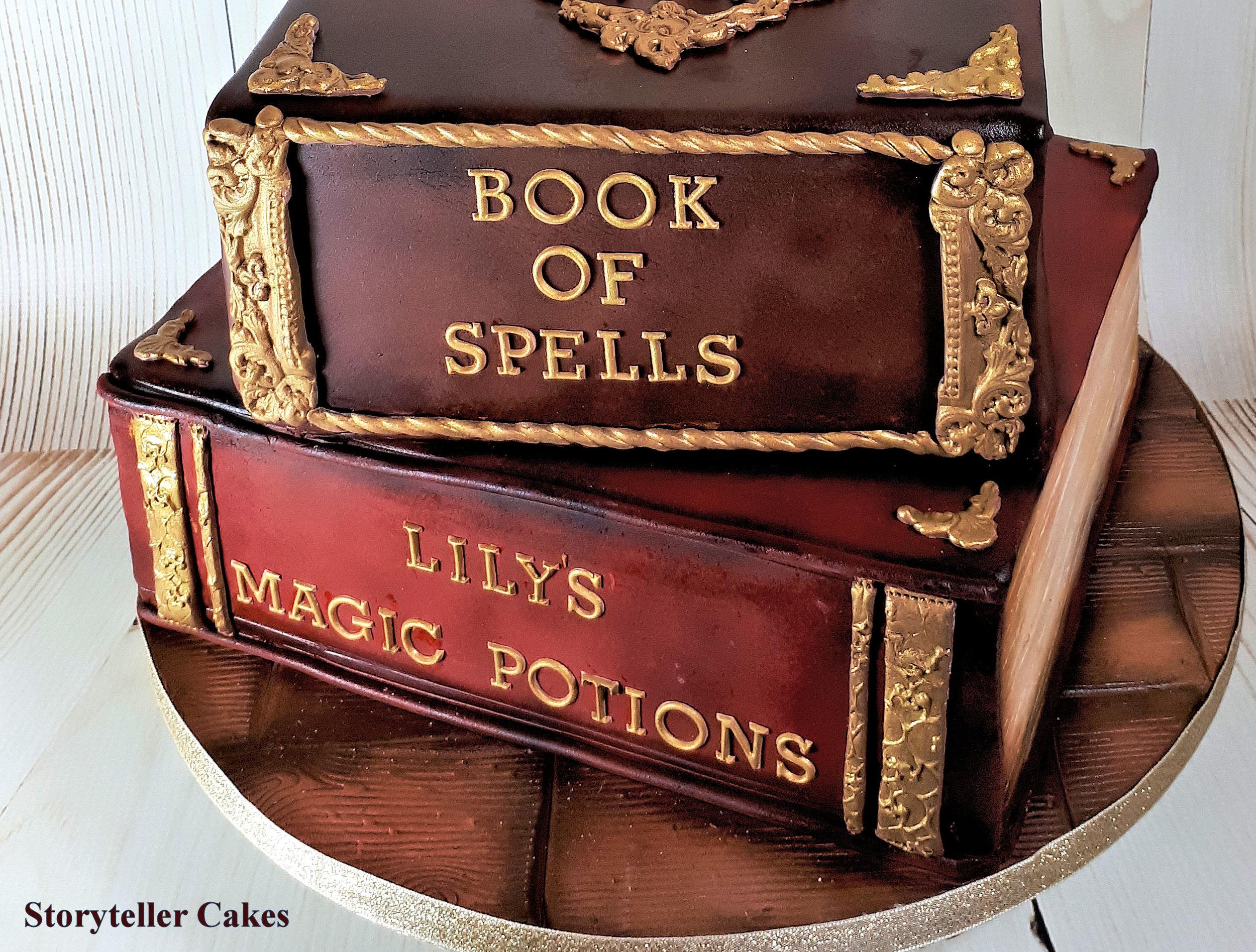 harry potter owl book birthday cake 4.jpg