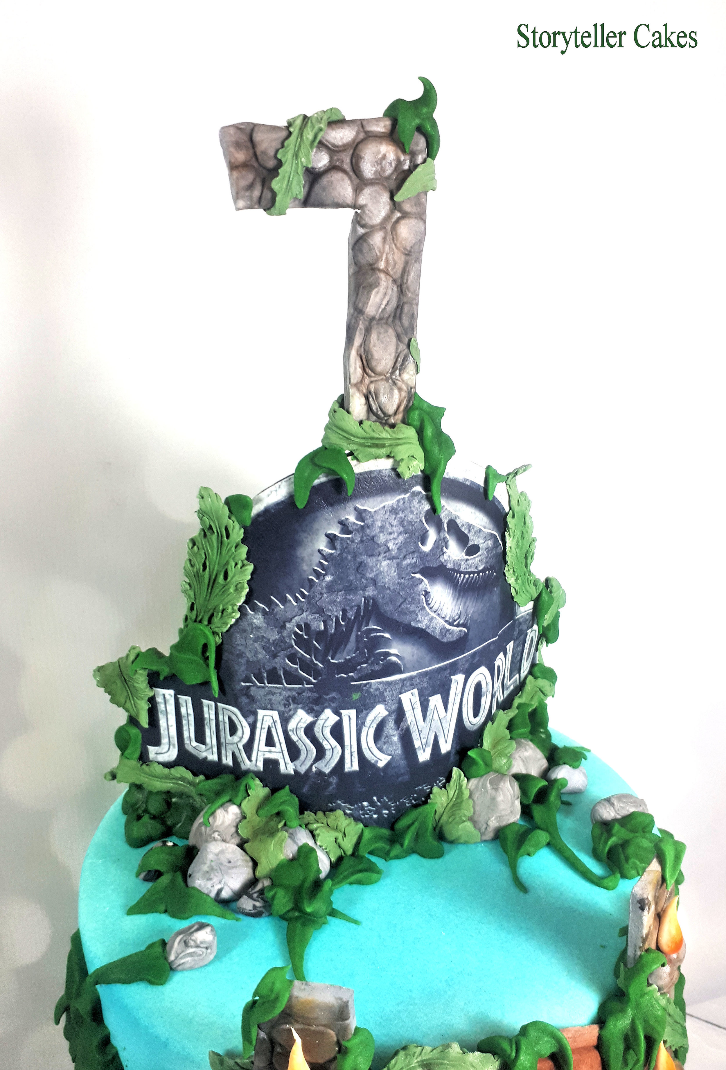 Jurassic World Cake5.jpg
