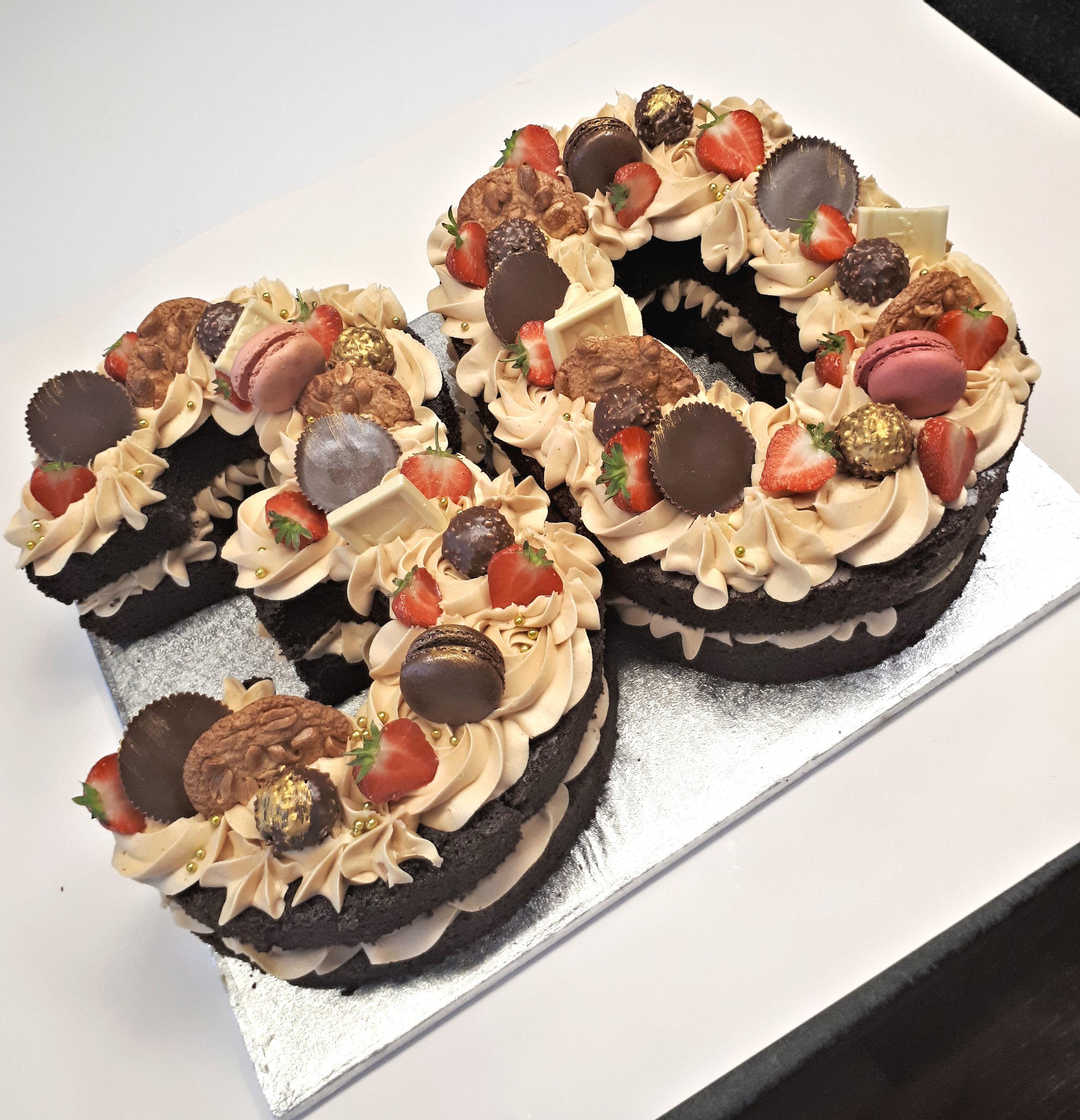 Chocolate Naked Number Cake.jpg