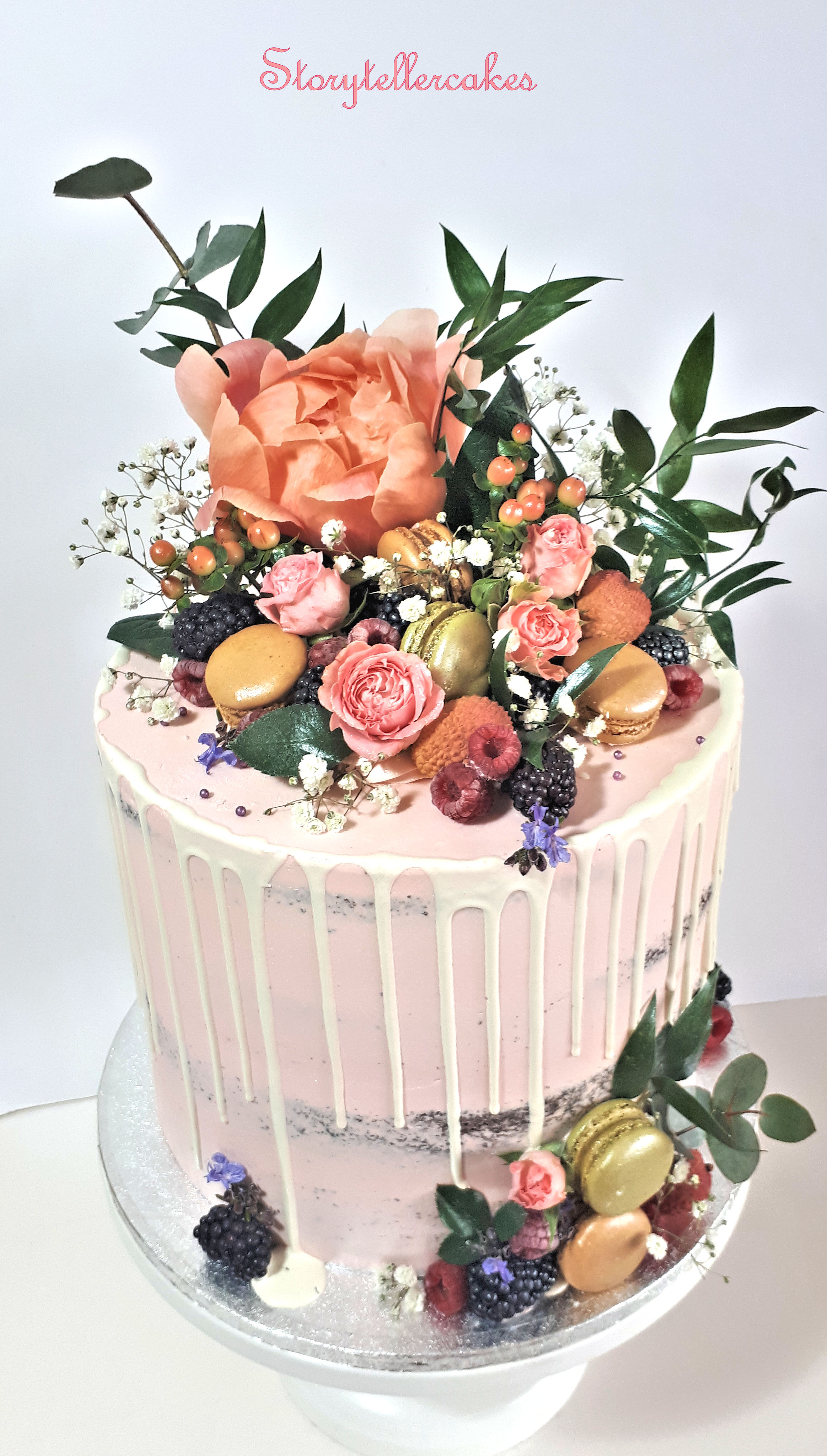 semi nakes floral brithday cake.jpg