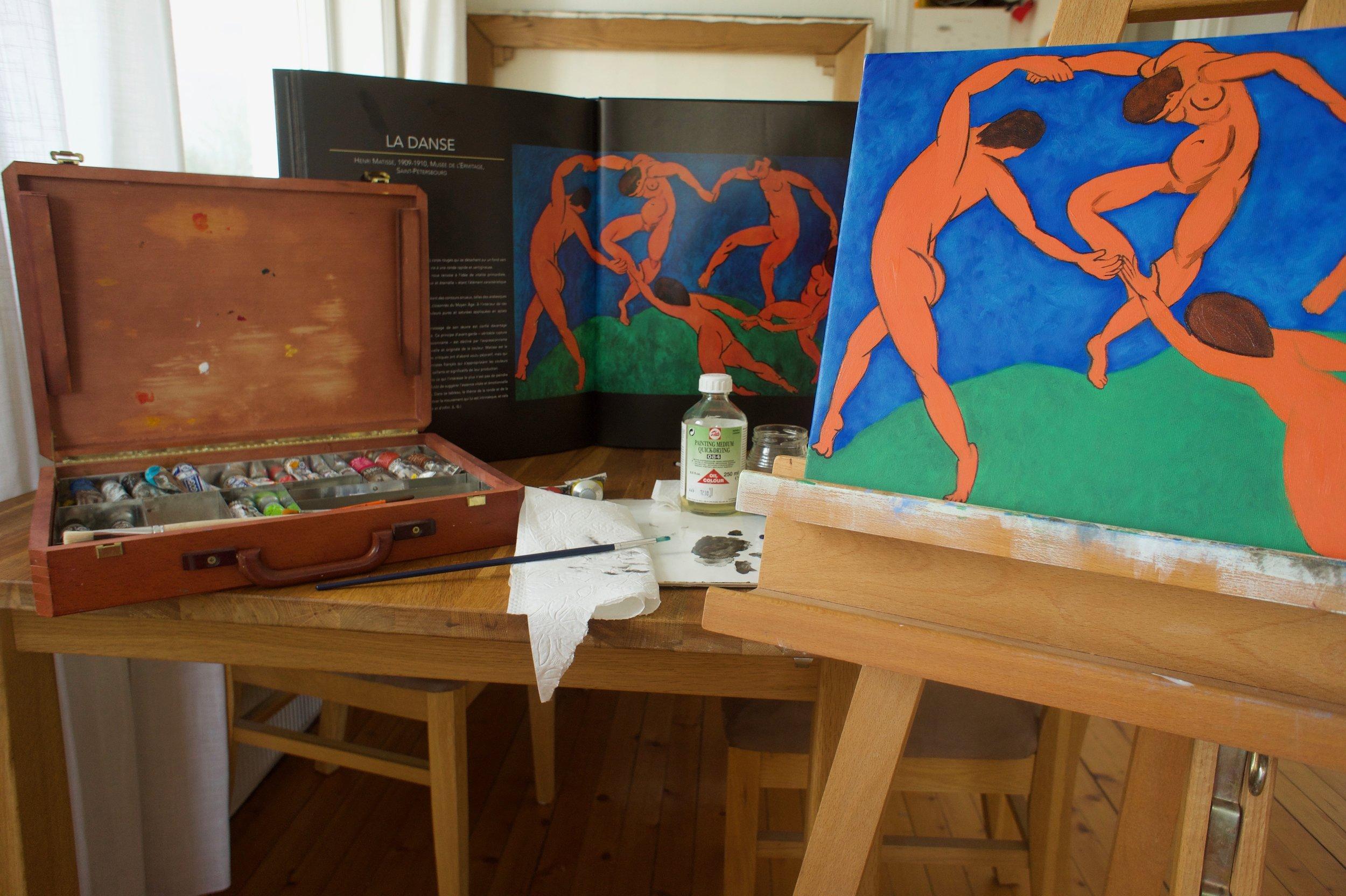 La Danse (Matisse)