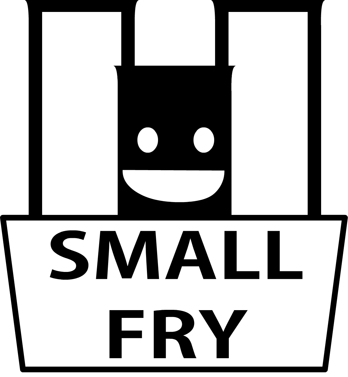 Small Fry Publishing. - Independent words and doodles.